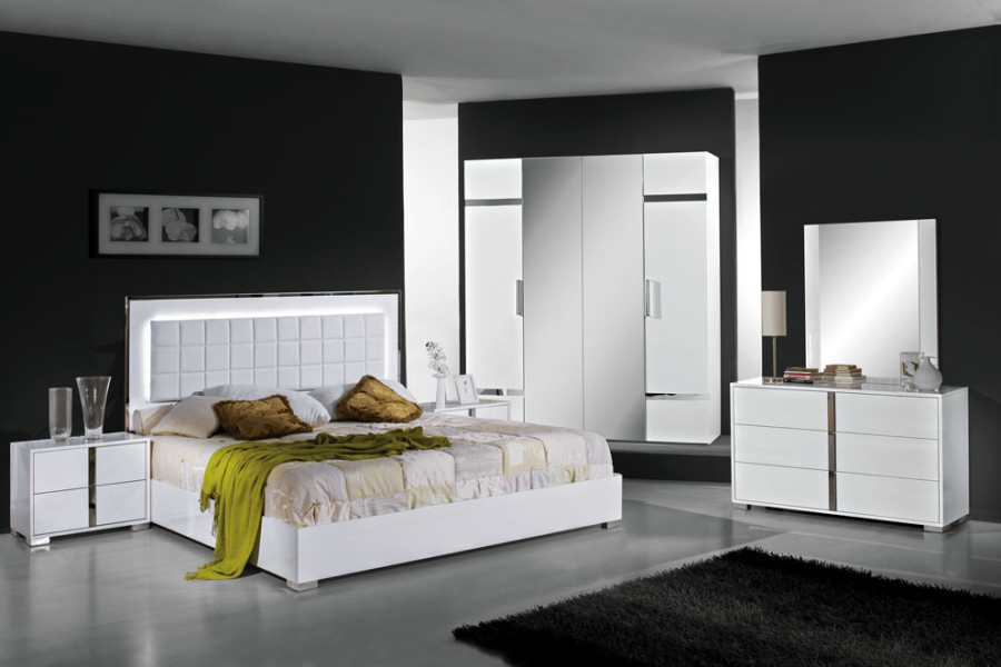 San Marino Bedroom Collection | Queenstyle Furniture Ltd