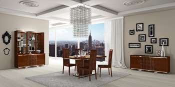 Caprice Walnut Collection